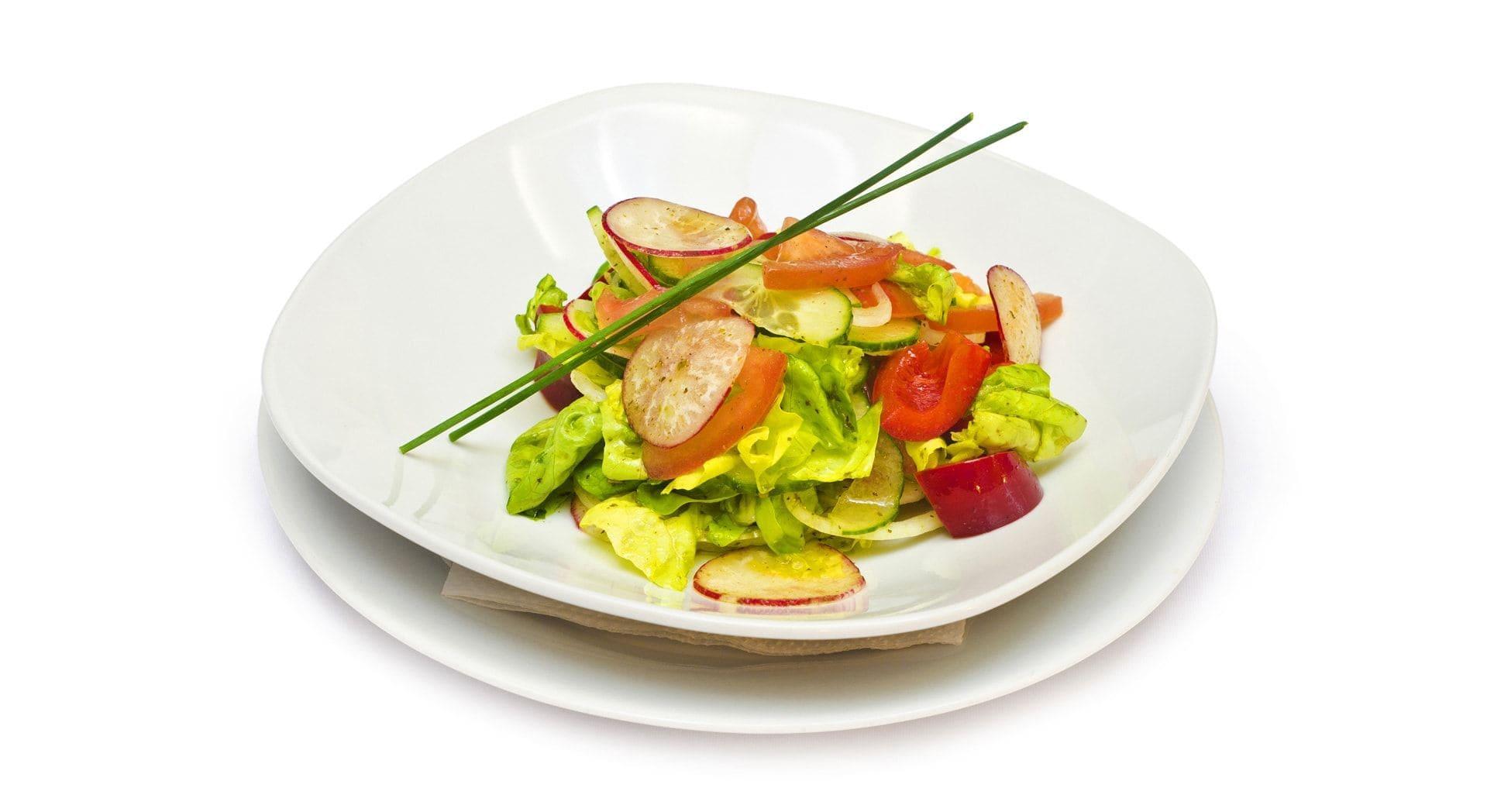 Vegetarische und vegane Gerichte